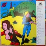 "Kan Mikami LP ""Bang !""  URC 1980 Promo Copy"