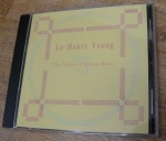 La Monte Young CD-R